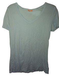 Joe Fresh V-neck T Shirt Blue