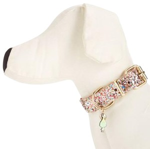Betsey Johnson Betsey Johnson Xox Troll Dog Collar &Dog Leash New