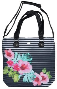 Aéropostale Summer Canvas Tote in multi-color