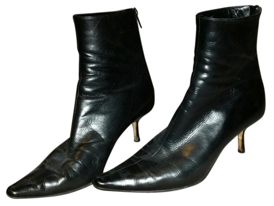 MISS Jimmy Choo Boots/Booties Black Tulip Boots/Booties Choo Queensland e34065