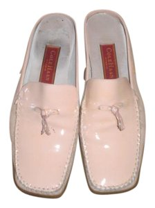 Cole Haan ivory Mules