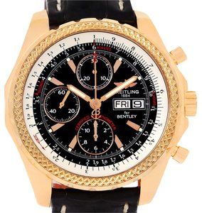 Breitling Breitling Bentley Continental GT Rose Gold Limited Edition Watch H1336