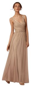 BHLDN Sandstone Bhldn Fleur Dress