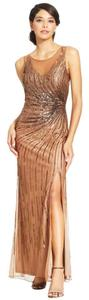 Patra Sequin Beads Cut-out Dress