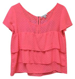 American Eagle Outfitters Top peachy pink