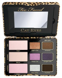 Too Faced Too Faced Cat Eyes Ferociously Feminine Eyeshadow & Liner Collection