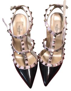 Valentino Black & Nude Pumps