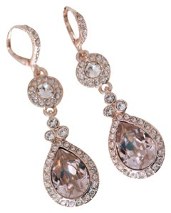 Givenchy Givenchy Crystal Drop Earrings