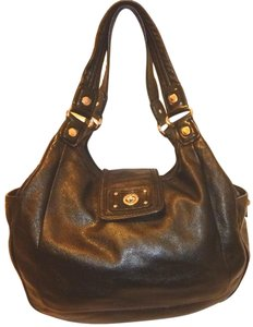 Marc Jacobs Refurbished Leather X-lg Lined Hobo Bag