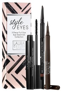 Laura Geller Laura Geller Style Eyes 3 Piece Full Size Eye Essentials Collection