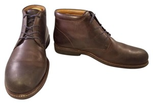 Ecco Man Findlay Man Chukka Ankle Leather brown Boots