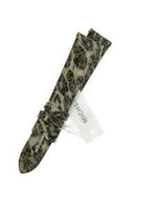 Michele Michele Brown Cheetah Watch Band 18mm MS18AA350211