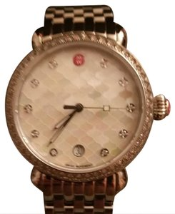 Michele Michele Mother of Pearl with Diamonds CSX-36