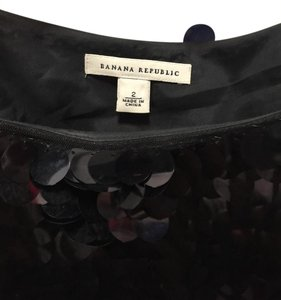 Banana Republic Cocktail Lbd Party Sparkle Dress