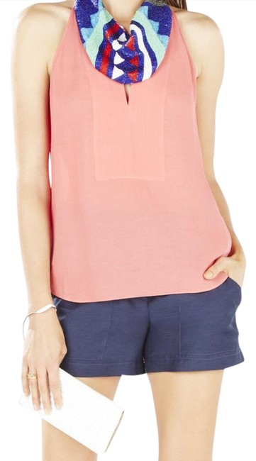 Item - Coral Merry Stitched Halter Top Size 12 (L)
