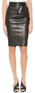 Rachel Zoe Iro Rag & Bone Tory Burch Tibi Alice Olivia Skirt Black