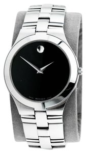 Movado * Movado Elano Stainless Steel Ladies Watch