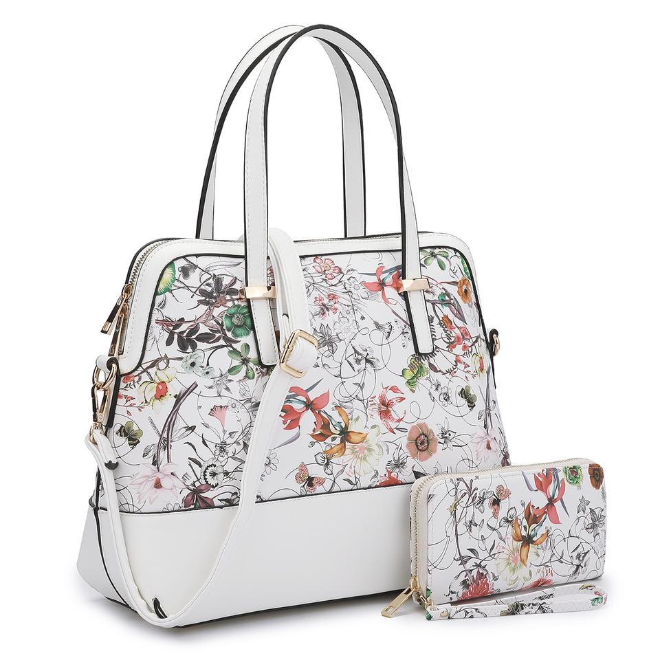 144cca6f44f7 Anais Gvani Bags Hippie The Treasured Hippie Boho Large Handbags Affordable  Satchel in WHITE FLOWER Image ...
