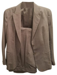 Theory Gray suit , this pant suit had been altered, sleeves shortened +pant as well