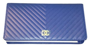 Chanel L-Yen Wallet Chevron !!NEW!!