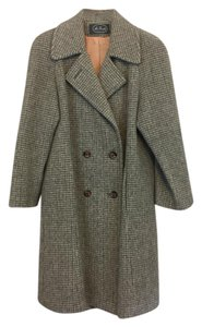 Ms Freddi 100% Wool Ms Vintage Trench Trench Coat