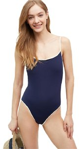 Solid & Striped The Poppy Tie One-PIece Bathing Suit