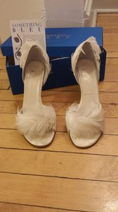 Something Bleu Bridal Something Bleu Canary Wedding Shoes