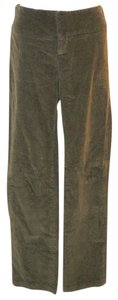 Chaiken Straight Pants Green