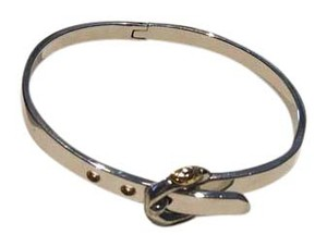 Henri Bendel HENRI BENDEL Buckle-up Baby Bangle Bracelet