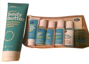 Bliss Bliss Body Butter and gift pack