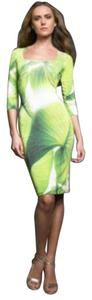 Green Maxi Dress by Just Cavalli