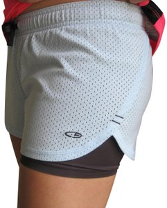 Champion C9 by CHAMPION BLUE JERSEY ATHLETIC WORK OUT BICYCLE SHORTS