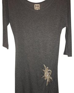 Haute Hippie T Shirt gray