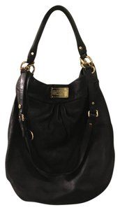 Marc by Marc Jacobs Classic - Q Hillier Leather Hobo Bag