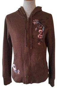 Lucky Brand Brown, Pink, Blue Jacket