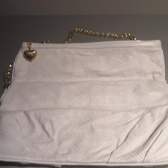 bebe Clutch Charms Shoulder Bag Image 4