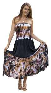 Amber Maxi Dress by Other Hippie Boho The Treasured Hippie Handmade Organic