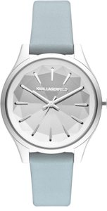 Karl Lagerfeld Karl Lagerfeld Women's Belleville Blue Watch KL1618