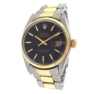 Rolex Rolex Datejust 1601 Stainless Steel 18k Yellow Gold Oyster Automatic