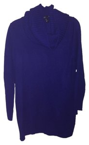 H&M short dress Blue Sweater on Tradesy