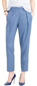 J.Crew Straight Pants Blue