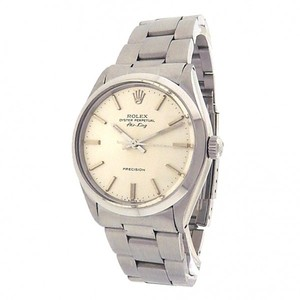 Rolex Rolex Air-King 5500 Stainless Steel Oyster Automatic Silver Men's