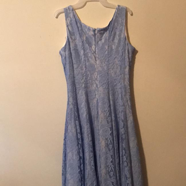 J.Taylor short dress Blue/Gray on Tradesy Image 1