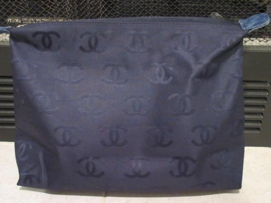 Chanel Tote in Navy