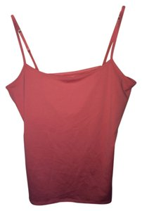 New York & Company Camisole Top Coral