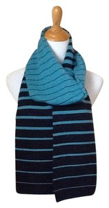 Other Turquoise & Gray Scarf