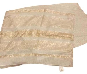 Discontinued Brand - Bellissima Scarves Clara White