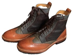 Stacy Adams Men's Boots Cognac Multi Boots
