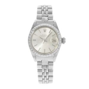 Rolex Rolex Date 6924 Stainless Steel Automatic Ladies Watch (15550)