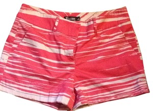 New York & Company Shorts Salmon